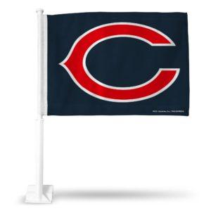 Chicago Bears C Flag