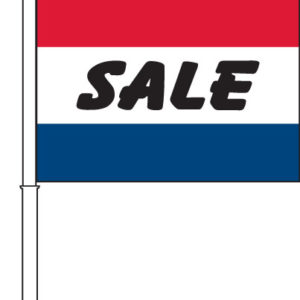Red White And Blue Auto Sales >> Car Window Flags 3 Day Flags