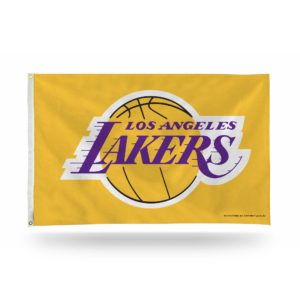 Banner Flag Los Angeles Lakers - FGB82004