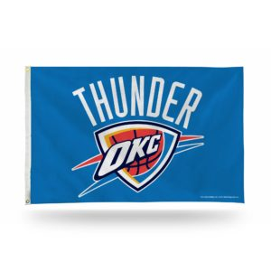 Banner Flag Oklahoma City Thunder - FGB68002