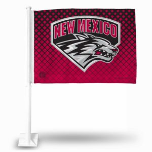 CarFLag New Mexico Lobos - FG440103