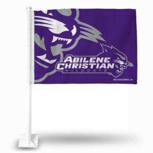 CarFlag Abilene Christian Wildcats - FG261501
