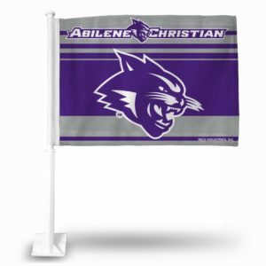 Car Flag Abilene Christian Wildcats - FG261502
