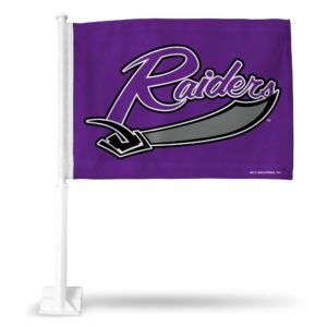 CarFlag Mount Union Purple Raiders - FG301501