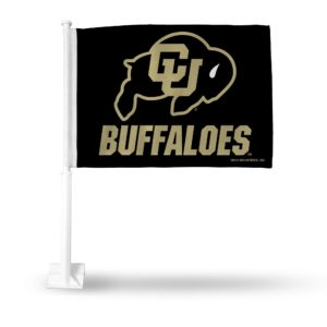 Car Flag Colorado Buffaloes - FG500103