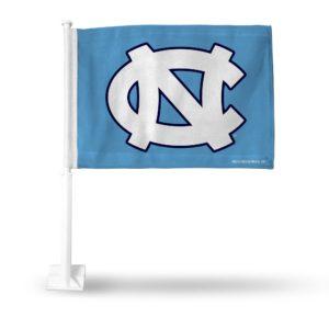 CarFlag North Carolina Tar Heels - FG130108