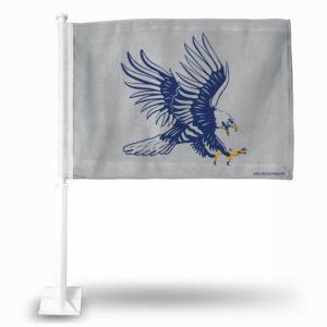 CarFlag Dickinson State Blue Hawks - FG411101