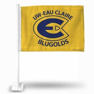 CarFlag Wisconsin-Eau Claire Blugolds - FG450801