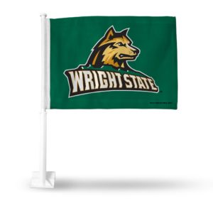 CarFlag Wright State Raiders - FG300501