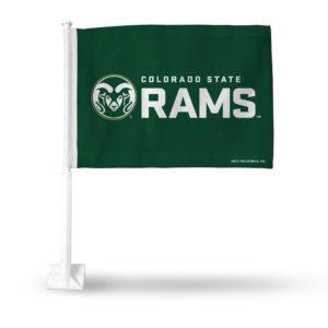 Car Flag Colorado State Rams - FG500203