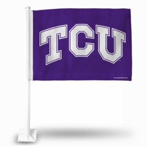 Car Flag TCU Horned Frogs - FG260505