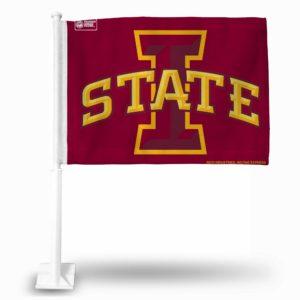 Car Flag State Cyclones Iowa - FG250203
