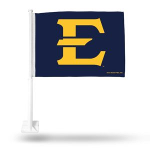 Car Flag East Tennessee State Buccaneers - FG181001