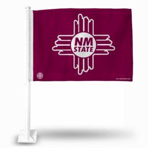 CarFlag New Mexico State Aggies - FG440203