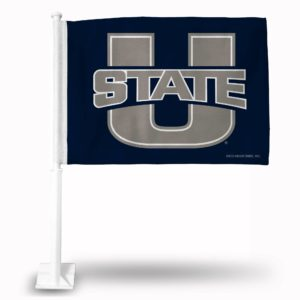 Car Flag Utah State Aggies - FG530203