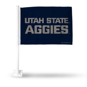 Car Flag Utah State Aggies - FG530204