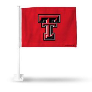 CarFlag Texas Tech Red Raiders - FG260804