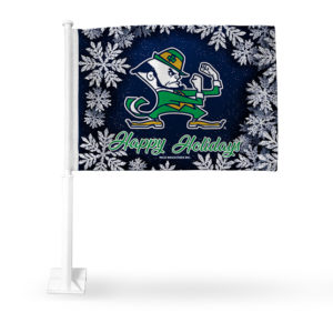 CarFlag Notre Dame Fighting Irish - FG2003HOL