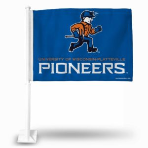 CarFlag Wisconsin-Platteville Pioneers - FG450301