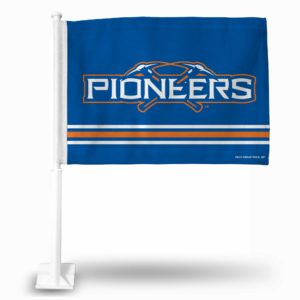 CarFlag Wisconsin-Platteville Pioneers - FG450302