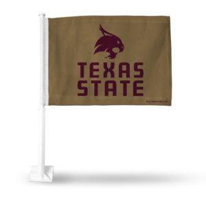 CarFlag Texas State Bobcats - FG261203