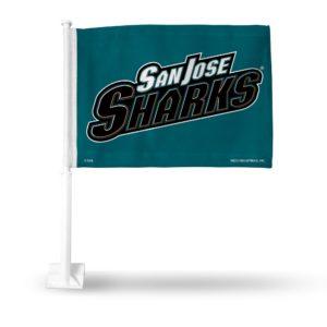 CarFlag San Jose Sharks - FG9103