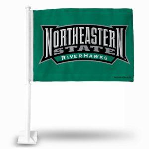 Car Flag Northeastern State RiverHawks - FG230302