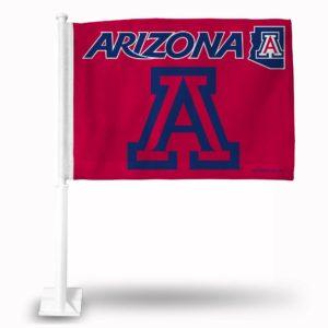 Car Flag Arizona Wildcats - FG460103