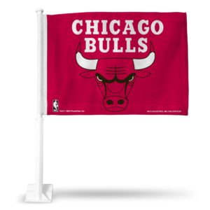 Car Flag Chicago Bulls - FG72002