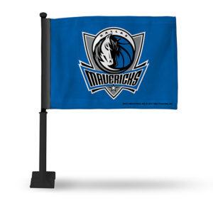 Car Flag Dallas Mavericks - FGK84004