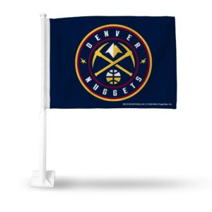 Car Flag Denver Nuggets - FG86004