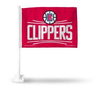 Car Flag LA Clippers - FG75004