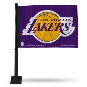 Car Flag Los Angeles Lakers - FGK82002