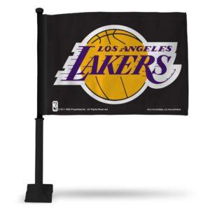 Car Flag Los Angeles Lakers - FGK82003
