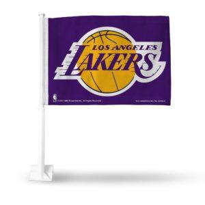 Car Flag Los Angeles Lakers - FG82002