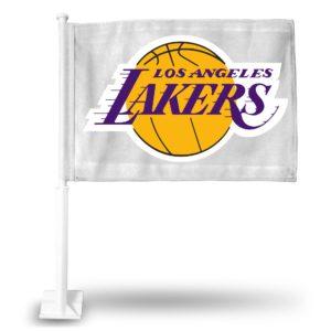 Car Flag Los Angeles Lakers - FG82004
