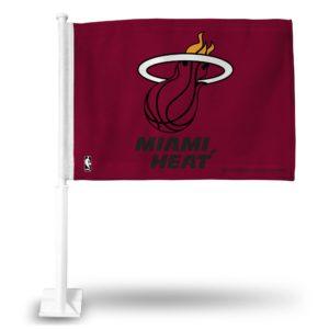 Car Flag Miami Heat - FG77002