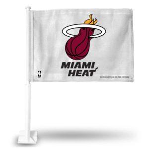Car Flag Miami Heat FG77003