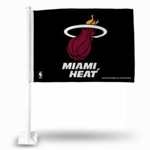 Car Flag Miami Heat - FG77004
