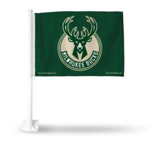 Car Flag Milwaukee Bucks - FG70003