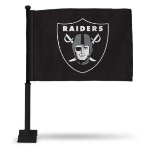 Car Flag Oakland Raiders - FGK1702
