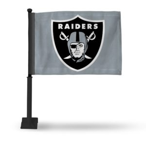 Car Flag Oakland Raiders - FGK1703