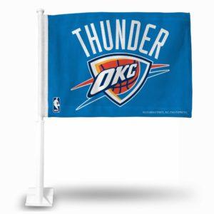 Car Flag Oklahoma City Thunder - FG68001