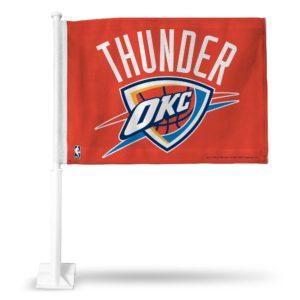 Car Flag Oklahoma City Thunder - FG68002