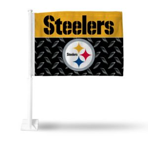 Car Flag Pittsburgh Steelers - FG2301