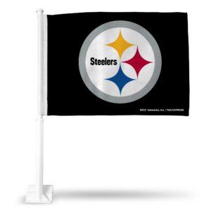 Car Flag Pittsburgh Steelers - FG2303