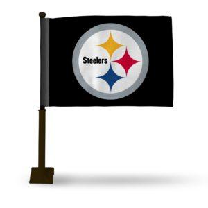 Car Flag Pittsburgh Steelers - FGK2303
