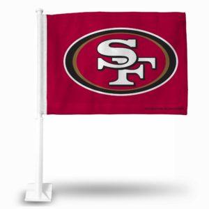 Car Flag San Francisco 49ers - FG1904