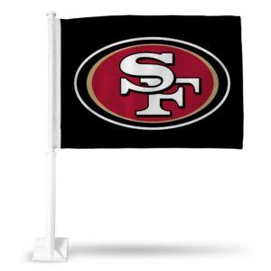 Car Flag San Francisco 49ers - FG1906