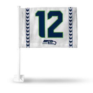 Car Flag Seattle Seahawks - FG2910-17
